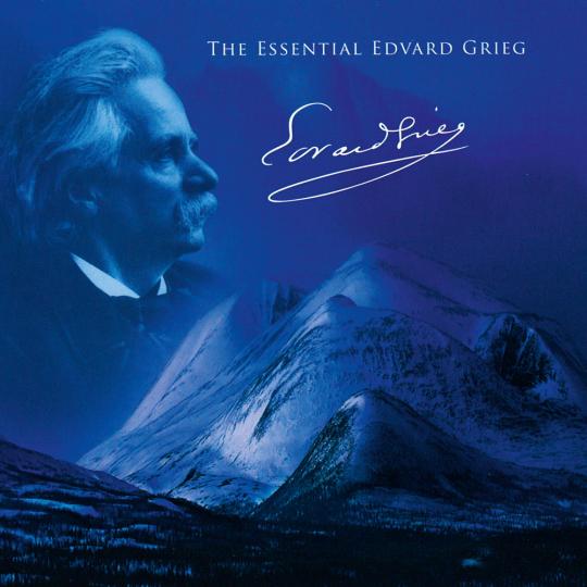 The Essential Edvard Grieg. CD.