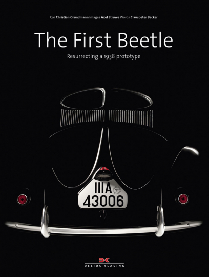 The First Beetle. Wiederbelebung eines Prototyps von 1938.