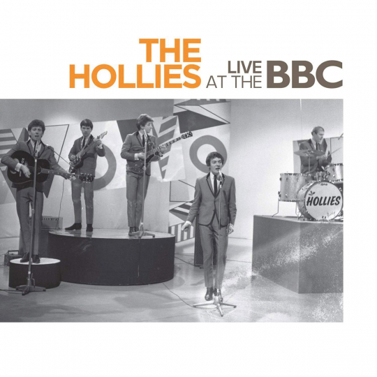 The Hollies. Live At The BBC. CD.