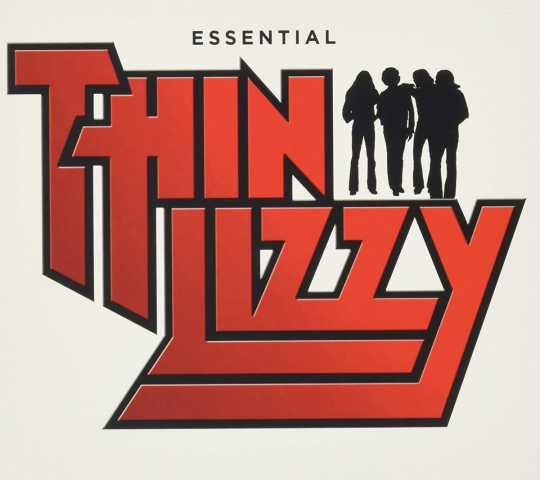 Thin Lizzy. Essential Thin Lizzy. 3 CDs.