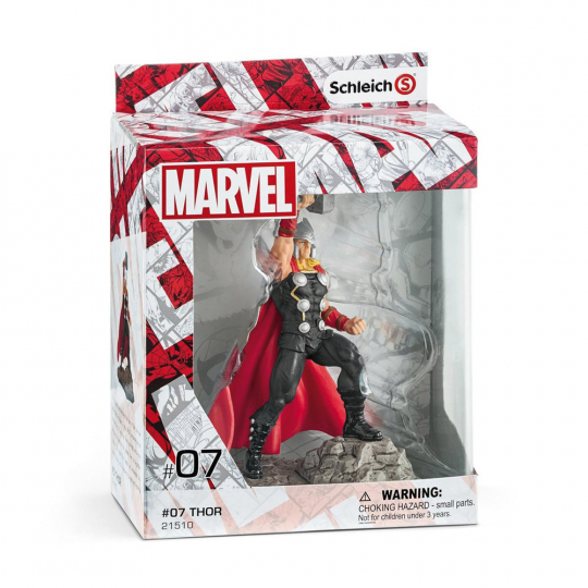 »Thor« von Marvel. Schleich Figur.