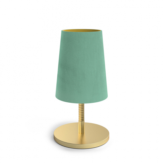 Tischlampe »Dandy«, mintgrün.
