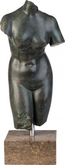 Torso der Aphrodite. Griechenland, 300 v. Chr.