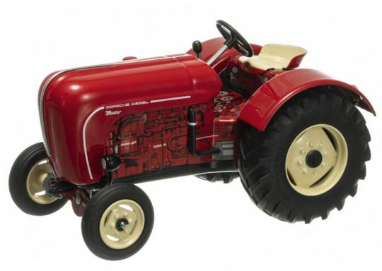 Traktor-Modell »Porsche Diesel Master 419«.
