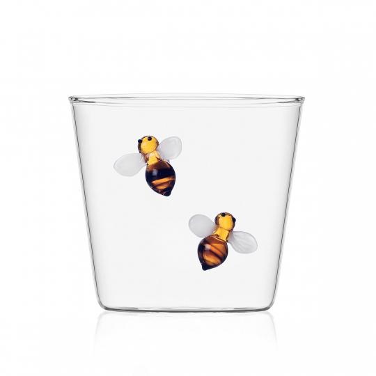 Trinkglas »Bienchen«.