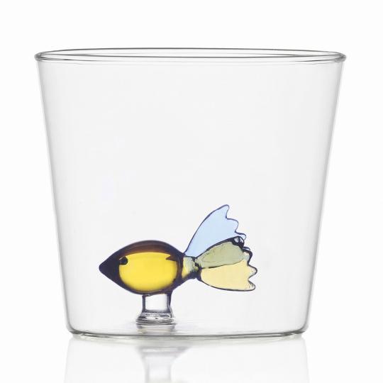 Trinkglas »Fisch«.