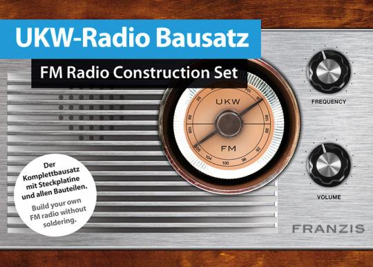 UKW-Radio Bausatz.