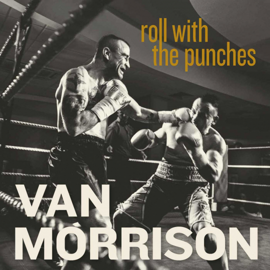 Van Morrison. Roll With The Punches. CD.