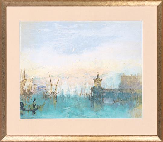 Venedig. William Turner (1775-1851).