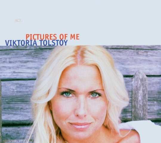 Viktoria Tolstoy. Pictures Of Me. CD.