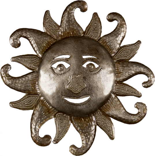 Wandornament »Sonne«.
