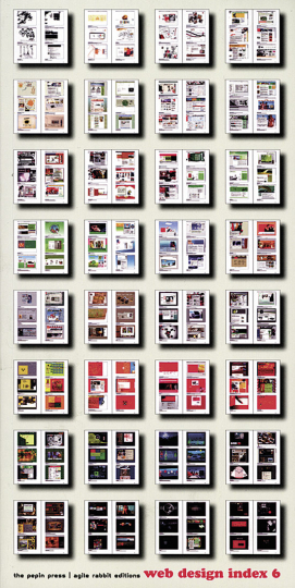 Web design index 6 (Buch + CD)