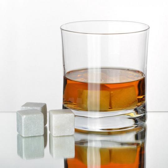 Whisky-Steine.