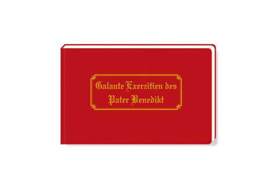 Wilhelm von Kaulbach (1805-1874) zugeschrieben. Galante Exerzitien des Pater Benedikt.