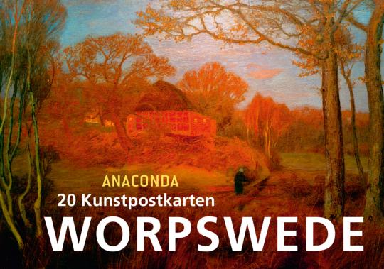 Worpswede. 20 Kunstpostkarten.