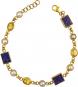 Armband »Vermeer« mit Halbedelsteinen. Bild 1