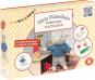 Bastelbox. Mein Mäusehaus-Kinderzimmer. Ein Mäusehauszimmer zum Basteln und Spielen. Bild 1