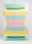 Decke »Mikkel pastell«. Vom Bauhaus inspiriert. Bild 1