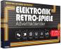 Elektronik Retro-Spiele Adventskalender. Bastelset. Bild 1