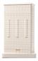 »Flatiron Building«. Modell-Replik und Buchstütze. Bild 1