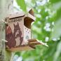 Freiluftbuffet »Eichhörnchen«. Bild 1