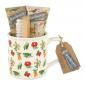 Gärtnergeschenk Tasse, Handcremes & Bürste. Bild 1