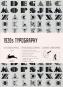 Geschenkpapier »Typographien der 1920er«. Bild 1