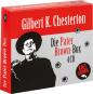 Gilbert K. Chesterton. Die große Pater Brown-Box. 4 CDs. Bild 1