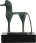 Griechisches Pferd, 800 v. Chr. Museumsreplik. Bild 1
