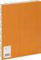 Großes Skizzenbuch mit Blanko-Seiten, braun. Koptische Bindung. Bild 1