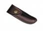Gürteletui aus Leder für Laguiole-Messer. Bild 1