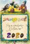 Janosch Tigerentenkalender 2020 mit Adventskalender. Bild 1