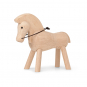 Kay Bojesen Holzfigur »Pferd, hell«. Bild 1