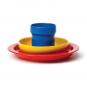 Kindergeschirr »Bauhausfarben«, 3-tlg. Bild 1