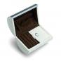 Kleine Leder-Schmuckbox »Donatella«. Bild 1