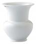 KPM Vase »Fidibus 3« (weiß). Bild 1