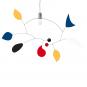 Lampe als Mobile »Pulcinella«. Bild 1