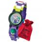 LEGO Joker Kinder-Armbanduhr mit Minifigur. Bild 1