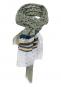 Männer Schal Khaki »Vent Globe«. Bild 1