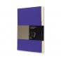 3 »Moleskine«-Registermappen, violett. Bild 1