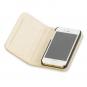 Moleskine Hülle für IPhone 5/5s, khakibeige. Bild 1