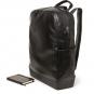 Moleskine Rucksack, schwarz, 15 Zoll. Bild 1