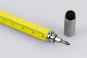 Multifunktionaler Kugelschreiber, gelb. Bild 1