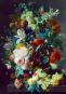 Puzzle Jan van Huysum »Stillleben mit Blumen und Früchten«. Bild 1