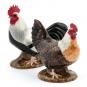 Salz- und Pfefferstreuer »Dorking-Huhn«. Bild 1