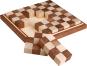 Schachbrett »Puzzle« aus Ahorn und Akazie. Bild 1