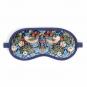 Schlafmaske »William Morris«, blau. Bild 1