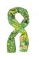 Seidenschal Gustav Klimt »Apfelbaum«. Bild 1