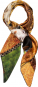 Seidentuch Gustav Klimt »Adele«, gold. Bild 1