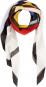 Tuch Piet Mondrian »Vierecke«. Bild 1